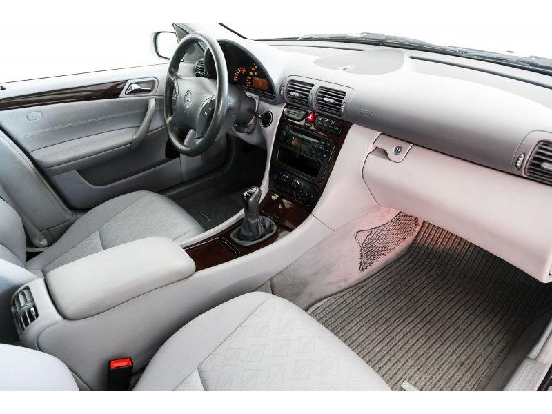 Mercedes-Benz Clase C C 200 ELEGANCE