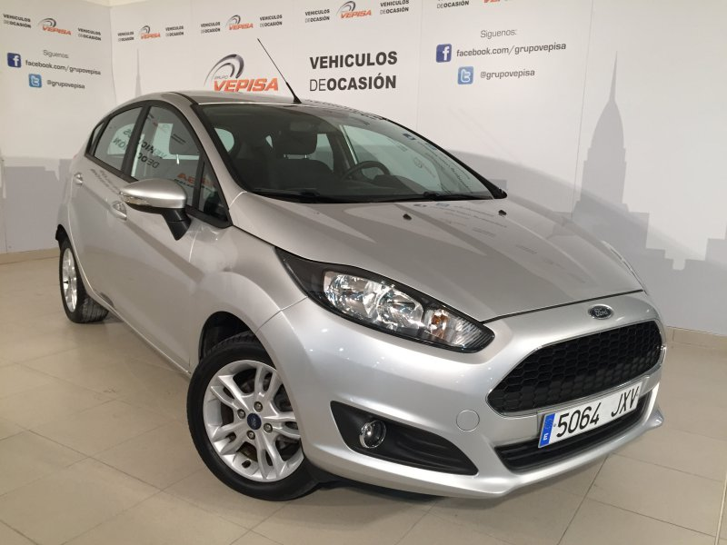 Ford Fiesta 1.25 Duratec 60kW (82CV) 5p Trend