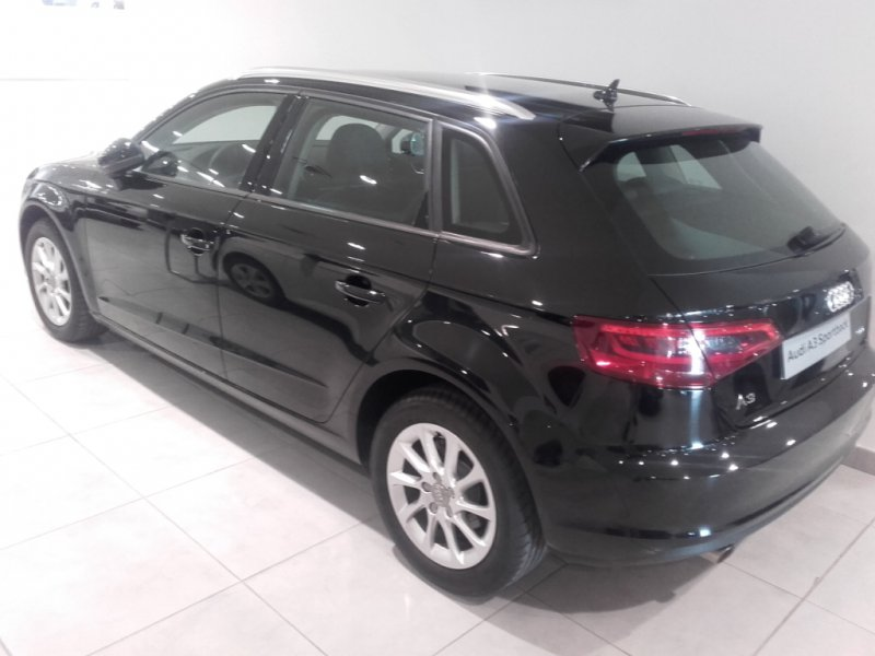 Audi A3 Sportb 1.6 TDI 110 clean S tr Attraction