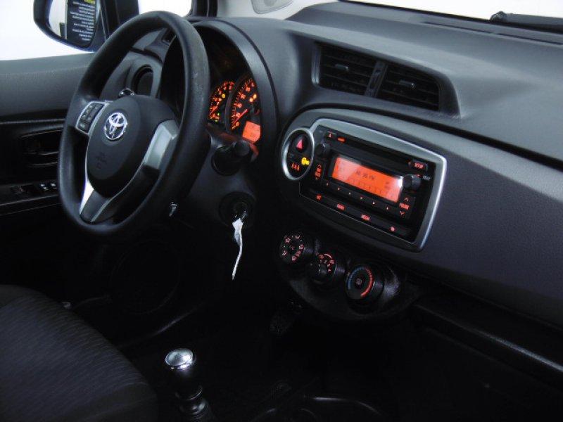Toyota Yaris 1.4 D4-D (66kw) 90 CV Connect