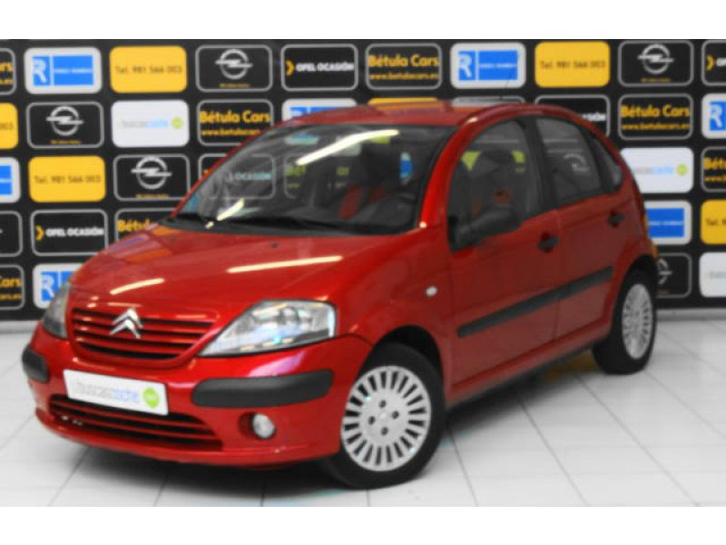 Citroen C3 1.4 HDi Magic