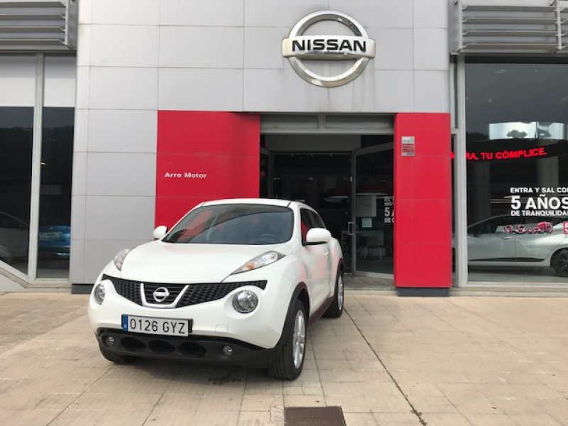Nissan Juke 1.6 4X2 N-CONNECTA