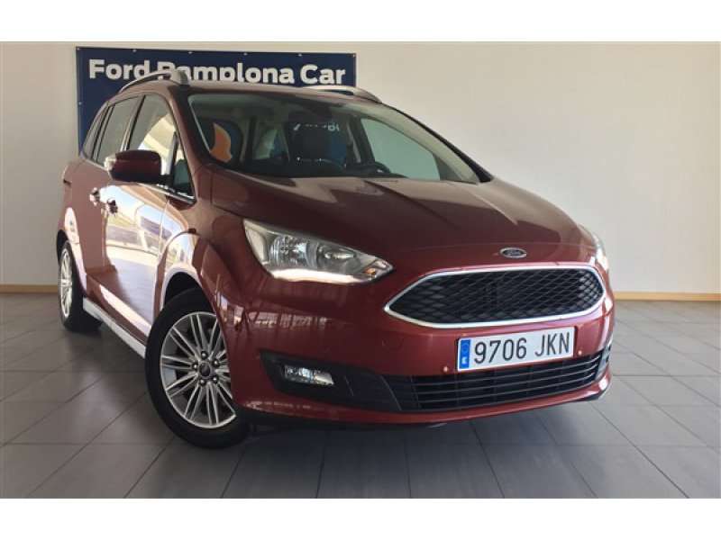 Ford Grand C-Max 1.0 EcoBoost 125 Auto Start-Stop Trend