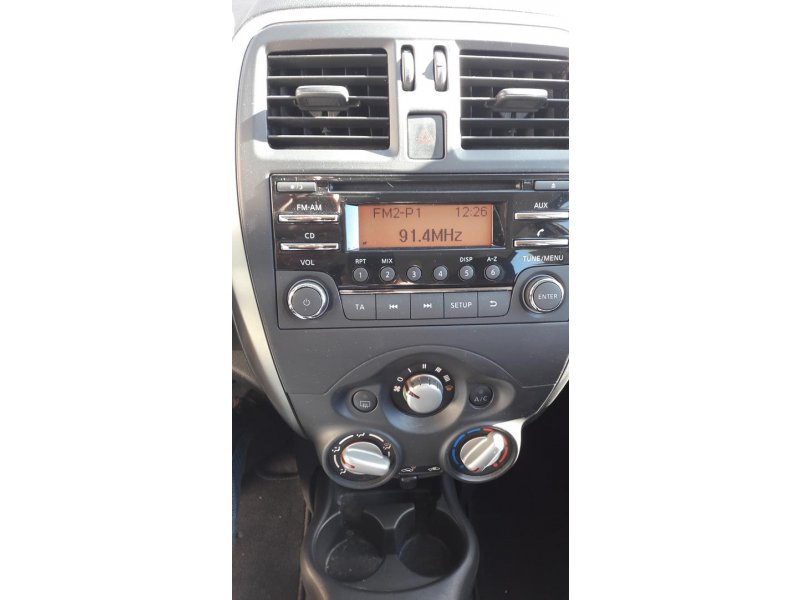 Nissan Micra 5p 1.2G NARU EDITION