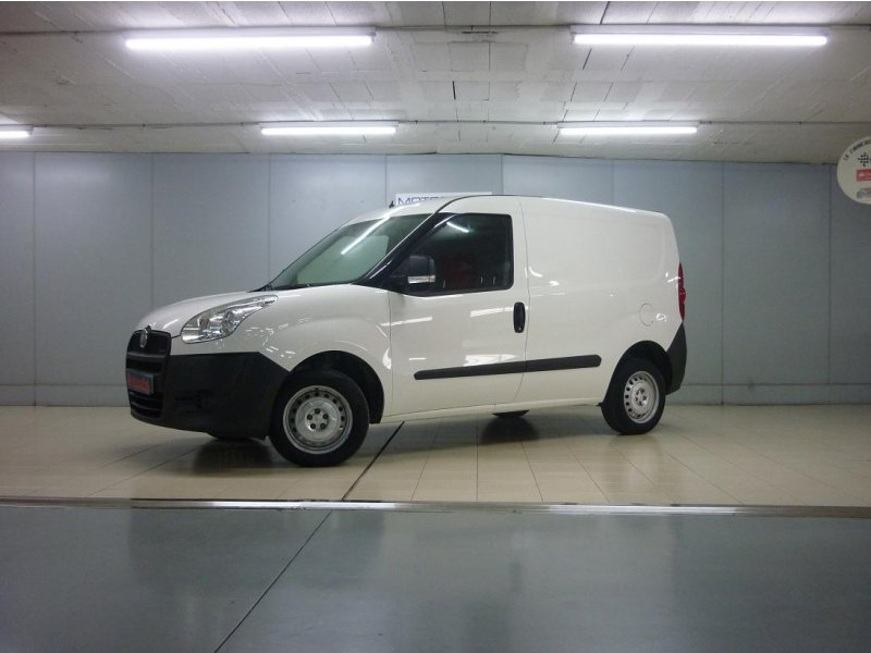 Fiat Doblò Cargo Cargo Maxi 1.3 Multijet 66 kw (90CV) Base