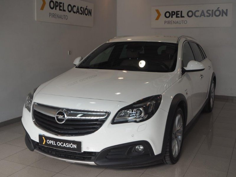 Opel Insignia ST 2.0 CDTI Start & Stop Country Tourer