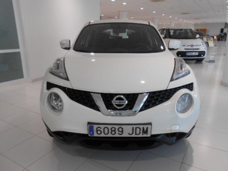 Nissan Juke 1.6 94CV 4X2 VISIA
