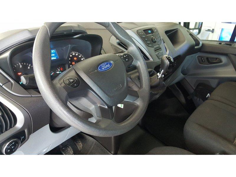 Ford Transit Custom Van Doble 2.2 TDCI 100cv 290 L1 Ambiente