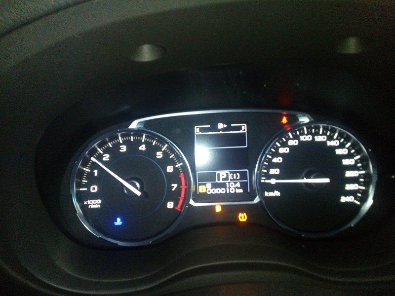 Subaru Forester 2.0 Lineartronic Sport Plus