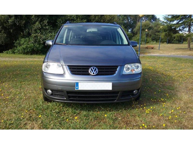Volkswagen Touran 1.9 TDI Traveller