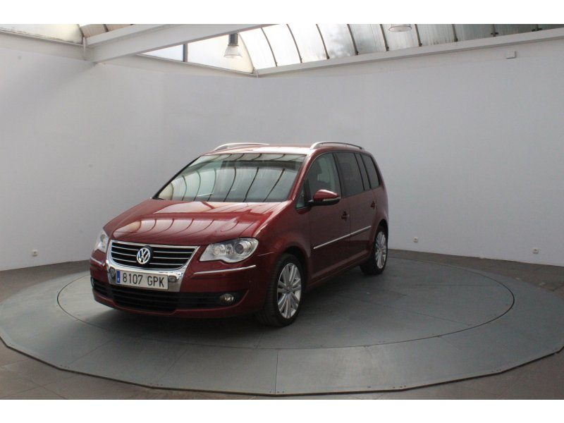 Volkswagen Touran 2.0 TDI 170cv DPF Advance