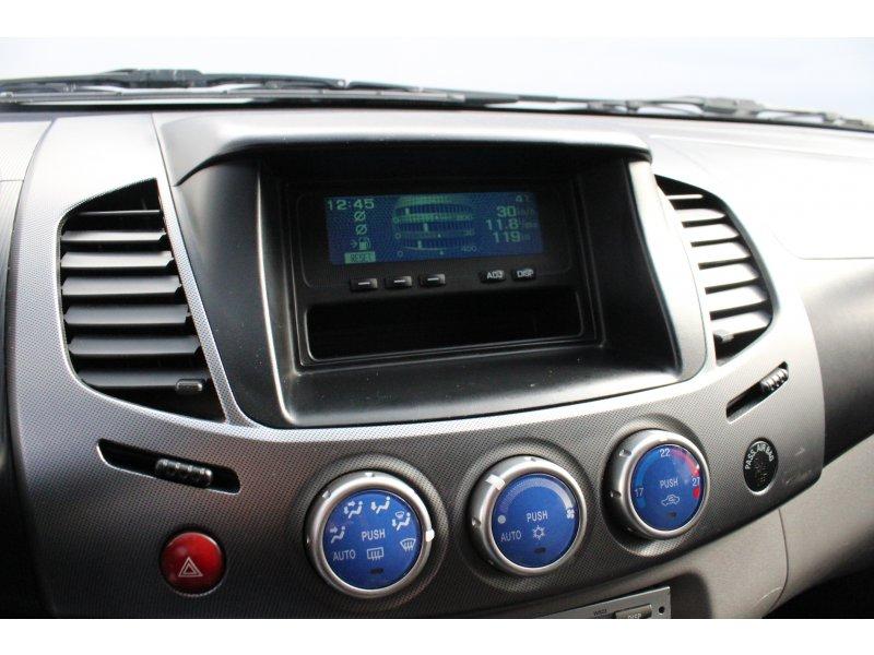 Mitsubishi L200 2.5 DI-D Double Cab Intense