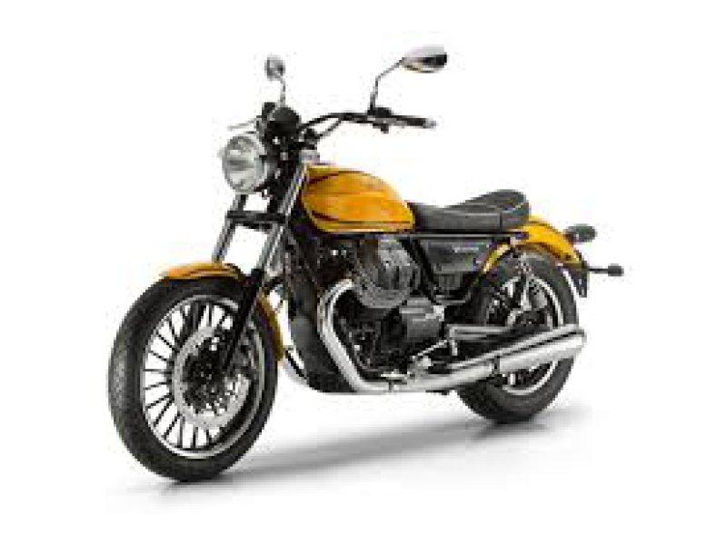 Moto Guzzi V9 850 roamer BICILINDRICO MOTOCICLETA