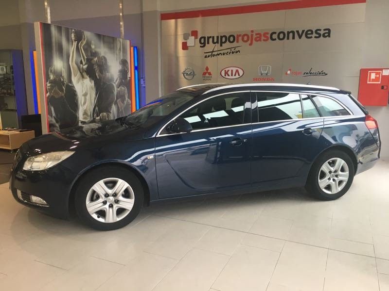 Opel Insignia Sports Tourer 2.0 CDTI St&St 130 Edition