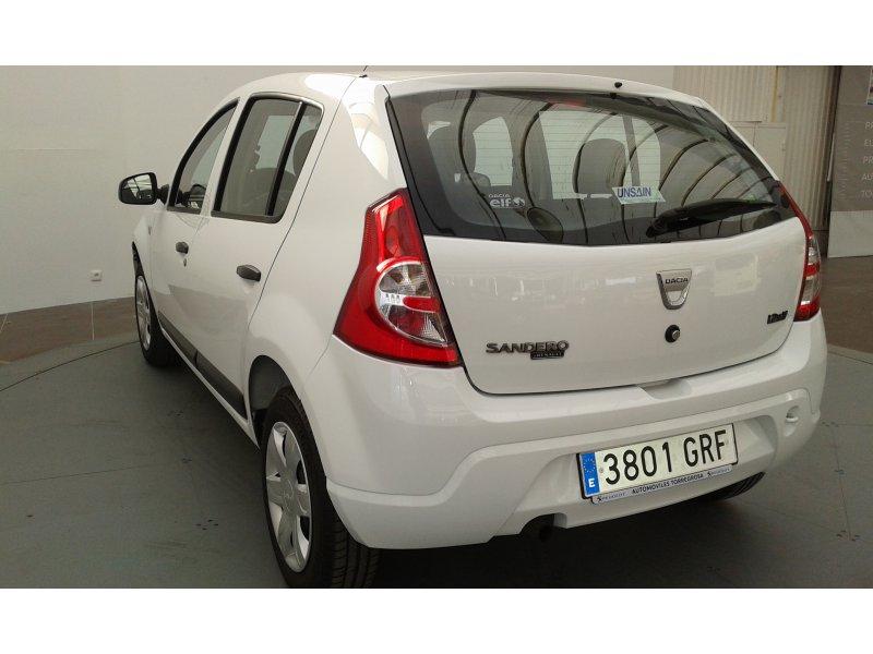 Dacia Sandero 1.2 16v 75cv Base