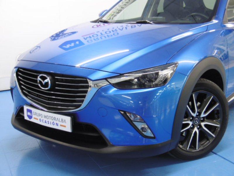 Mazda CX-3 1.5 SKYACTIVE77kW(105cv) 2WD Luxury