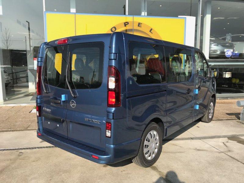 Opel Vivaro 1.6CDTI S/S 92kW (125CV) L1 2.9t Combi-9 -