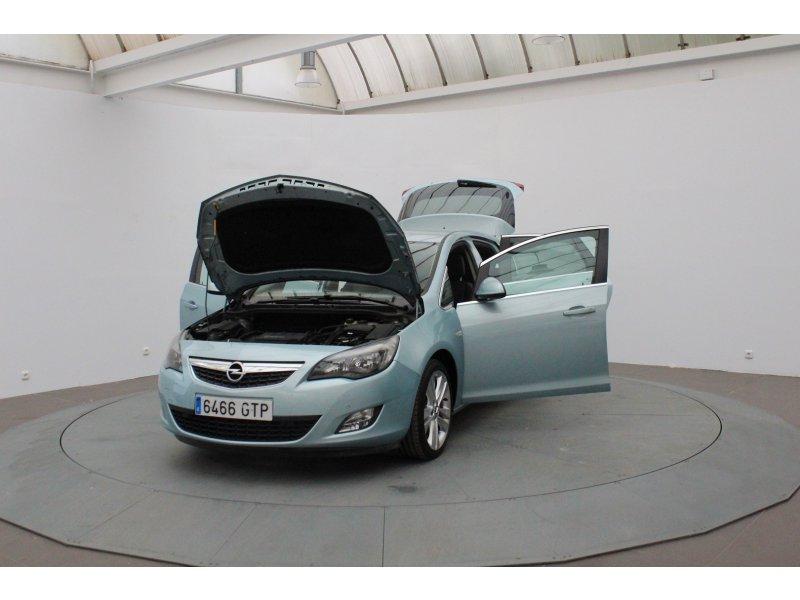 Opel Astra 1.4 Turbo Sport