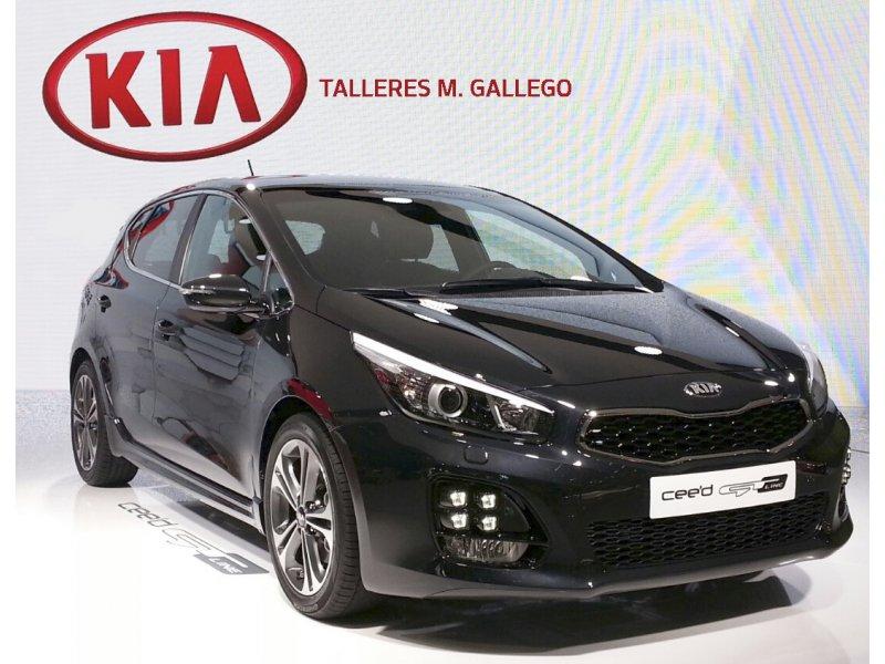 Kia ceed 1.6 CRDi VGT 136CV GT Line DCT GT Line (Pack Luxury)