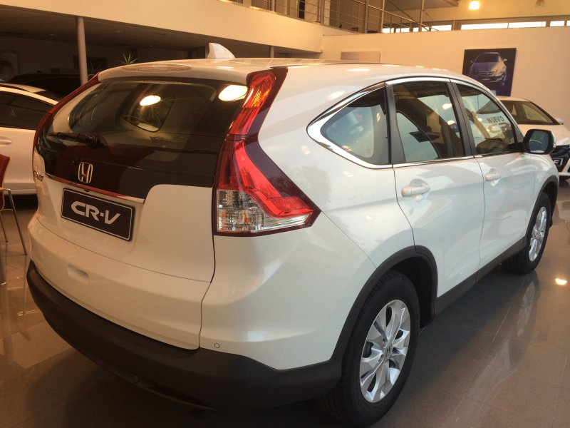 Honda CR-V 1.6 I-DTEC ELEGANCE PIVE