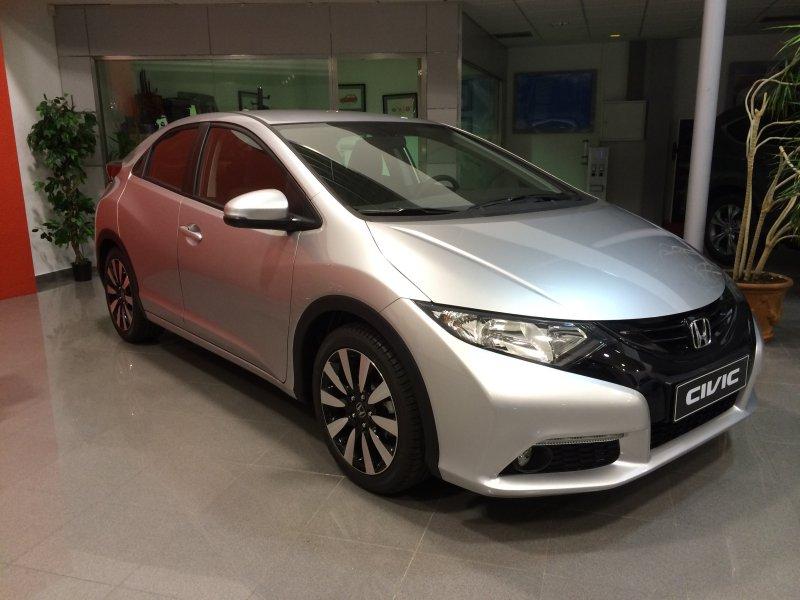 Honda Civic 1.6 I-DTEC SPORT PIVE FINANCIACION