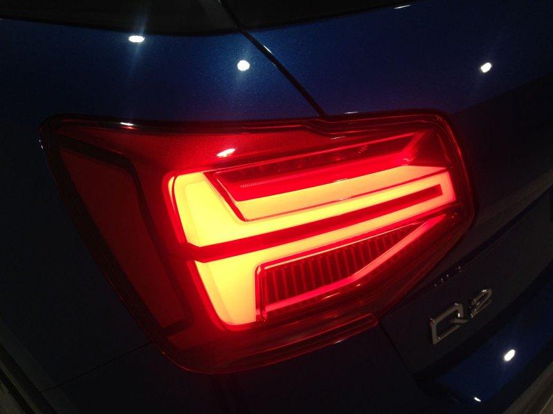 Audi Q2 1.6 TDI design edition