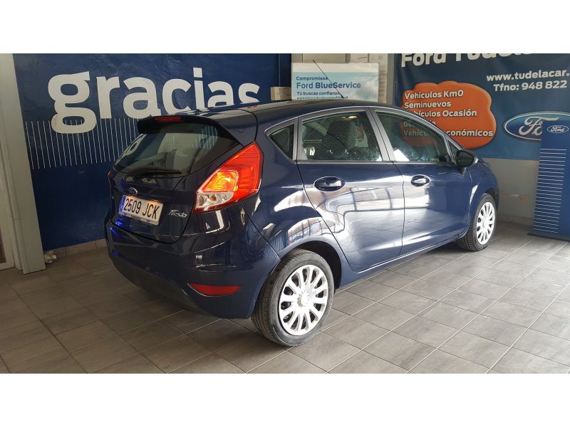 Ford Fiesta 1.0 EcoBoost 100cv 5p Trend