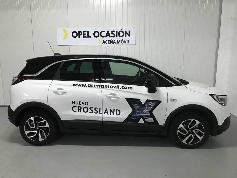 Opel Crossland X 1.2 110CV Excellence