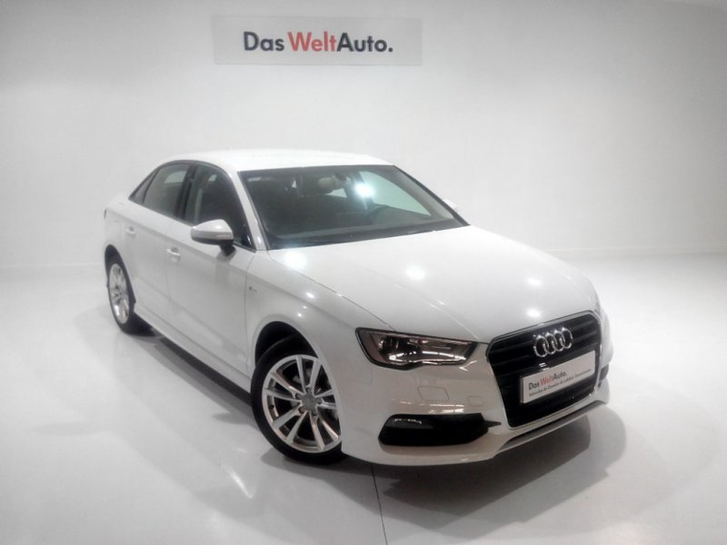 Audi A3 Sedan 1.6 TDI Adrenalin