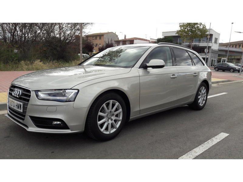 Audi A4 Avant 2.0 TDI 143cv -