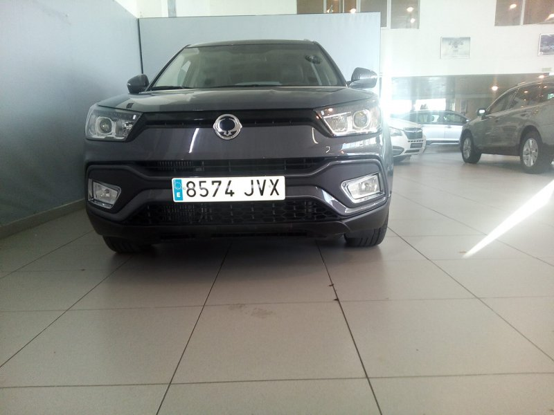 SsangYong XLV D16T Auto Limited