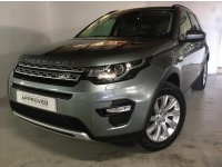 Land Rover Discovery Sport SD4 4WD AT 7 asientos HSE APPROVED