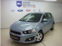 Chevrolet Aveo 1.3 70 kw (95 CV) LT+