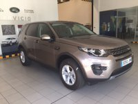 Land Rover Discovery Sport SD4 4WD AT 7 asientos HSE